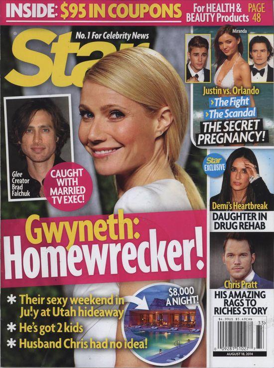 Gwyneth Paltrow ROZBIŁA małżeństwo swojego kochanka