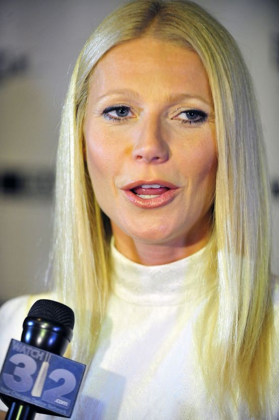 Gwyneth Paltrow: Wyjście za mąż było najlepszą decyzją...