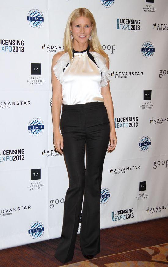 Gwyneth Paltrow zaliczyła modową wpadkę? (FOTO)