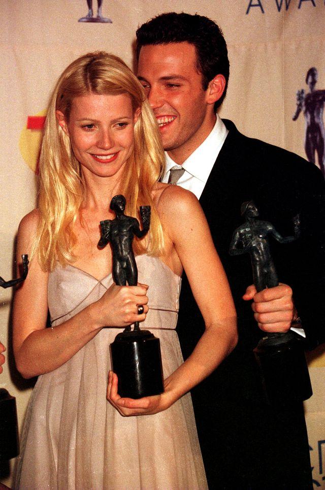 Gwyneth Paltrow o związku z Bradem Pittem: SPIEPRZ**AM