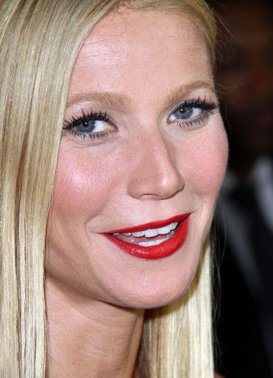 Gwyneth Paltrow naprawdę cierpi dla piękna