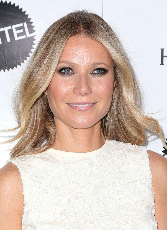 Gwyneth Paltrow ma figurę idealną, bo nigdy nie je...