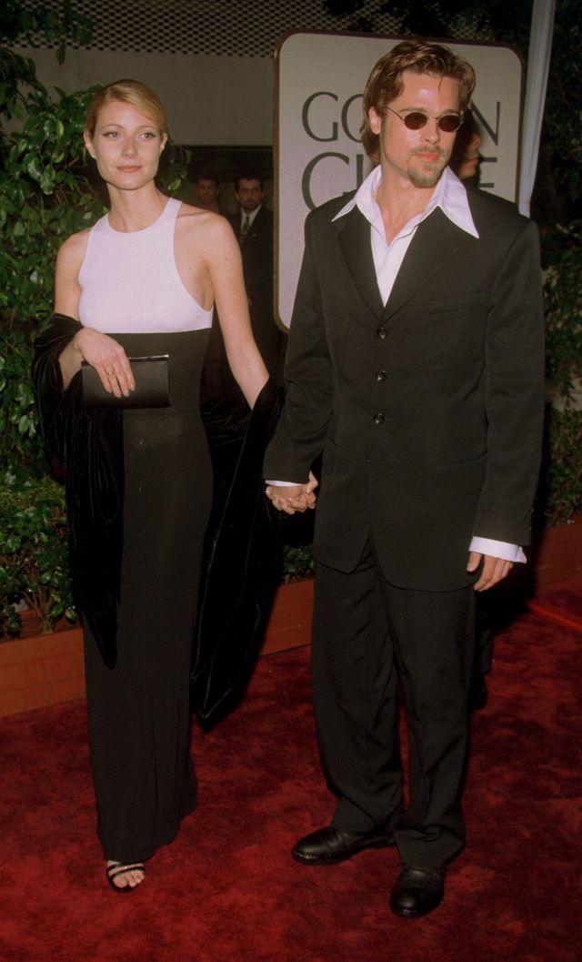 Brad Pitt wrócił do Gwyeth Paltrow?!