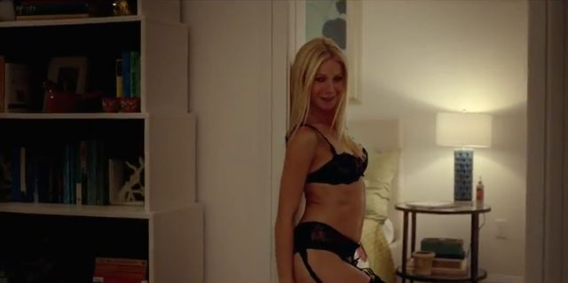 Gwyneth Paltrow robi striptiz (VIDEO)