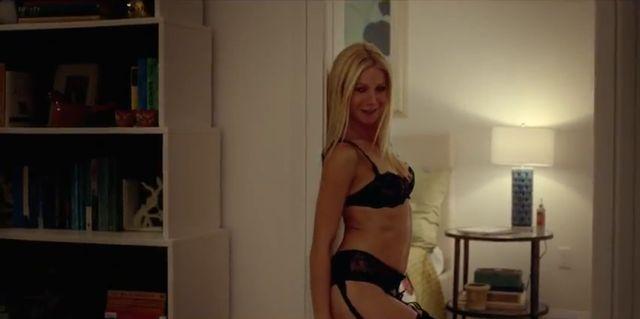 Gwyneth Paltrow robi striptiz (VIDEO)