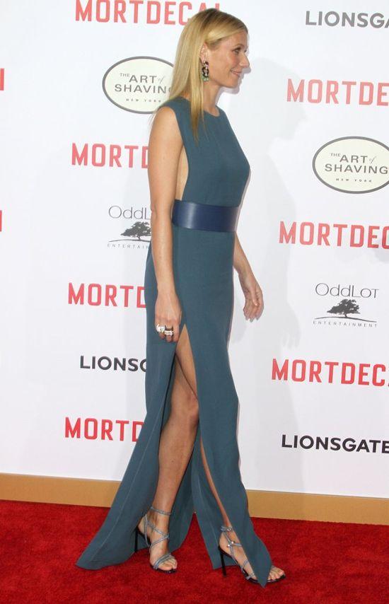 Gwyneth Paltrow botoksowi mówi stanowcze NIE (FOTO)