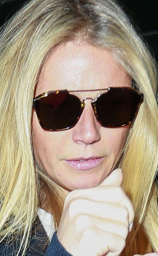 Kiedy Gwyneth Paltrow zejdzie ze ścianki... (FOTO)