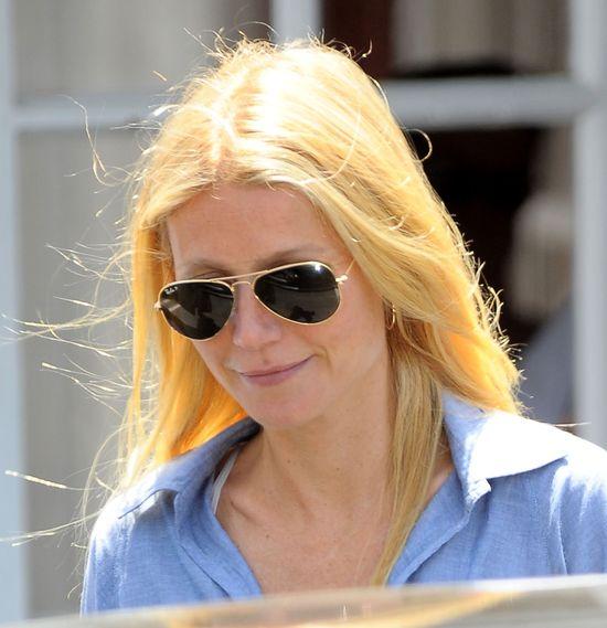 Gwyneth Paltrow przyłapana z nowym kochankiem!