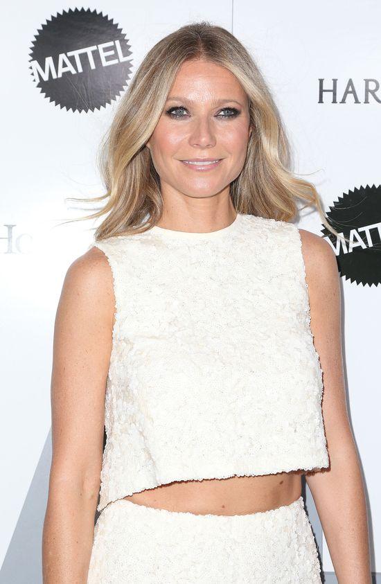 Gwyneth Paltrow nie polubi Dakoty, ani nie obejrzy Greya