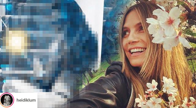 Heidi Klum pokazała odważne zdjęcie. Fani: Jesteś pijana? Masz DZIECI!