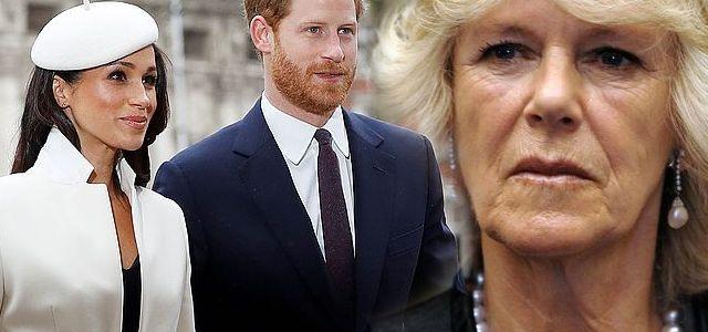 Meghan Markle dostanie to, czego królowa żałowała księżnej Camilli