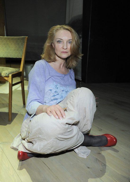 Kożuchowska poruszona śmiercią Haliny Skoczyńskiej