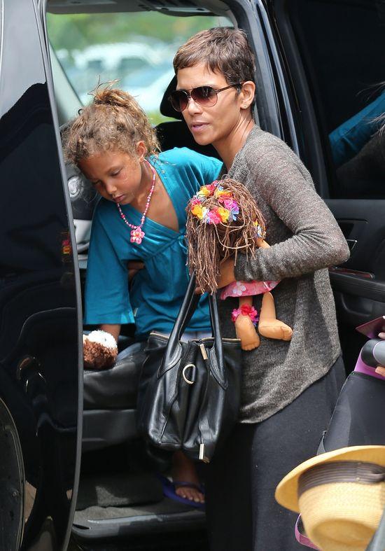 46-letnia Halle Berry jest w ciąży!