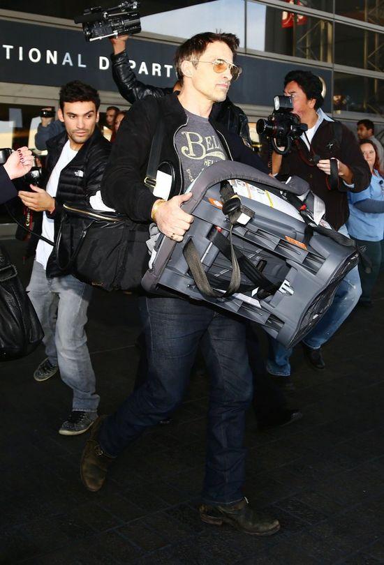 Nie uwierzycie, co wydarzyło się wtedy na lotnisku (FOTO)