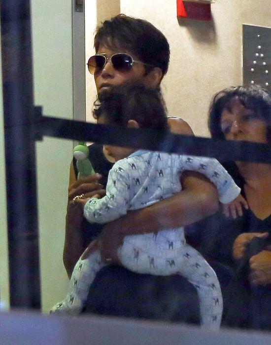 Paparazzi sfotografowali synka Halle Berry! (FOTO)