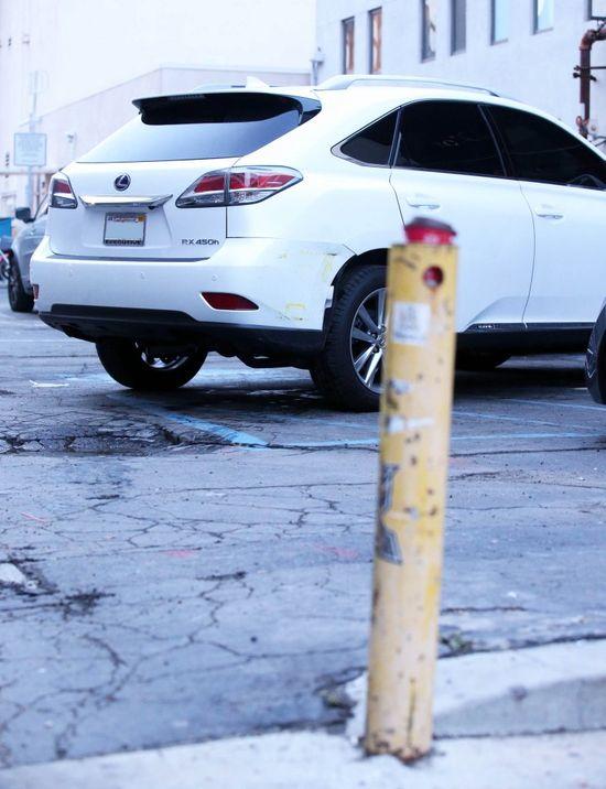 Paparazzi tak zestresowali Halle Berry, że... (FOTO)