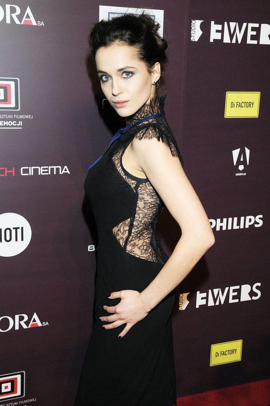 To zdjęcie Oli Hamkało udowadnia, że nie ma u nas ładniejszej aktorki