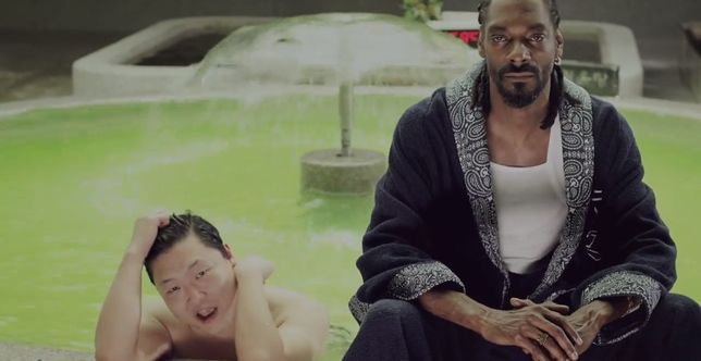 Hangover PSY i Snoop Doga podbije dyskoteki w te wakacje?