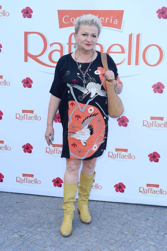 Gwiazdy na imprezie Rafaello: Kwa�niewska, Arciuch, Krupa, Rosati i wiele innych