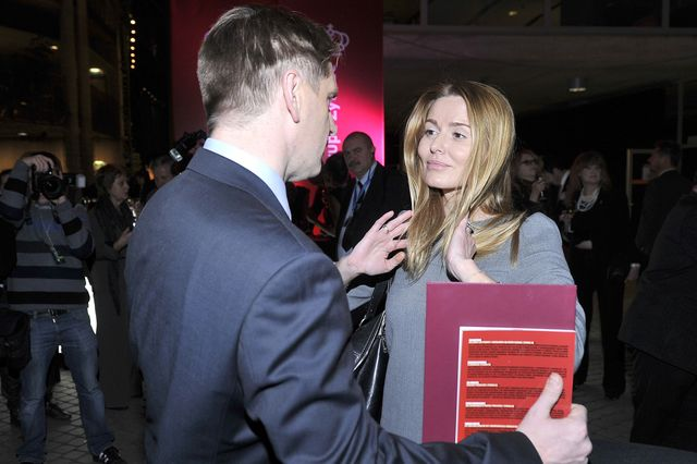 Ibisz zapytał Hannę Lis, czy było warto wiązać się z Tomaszem Lisem