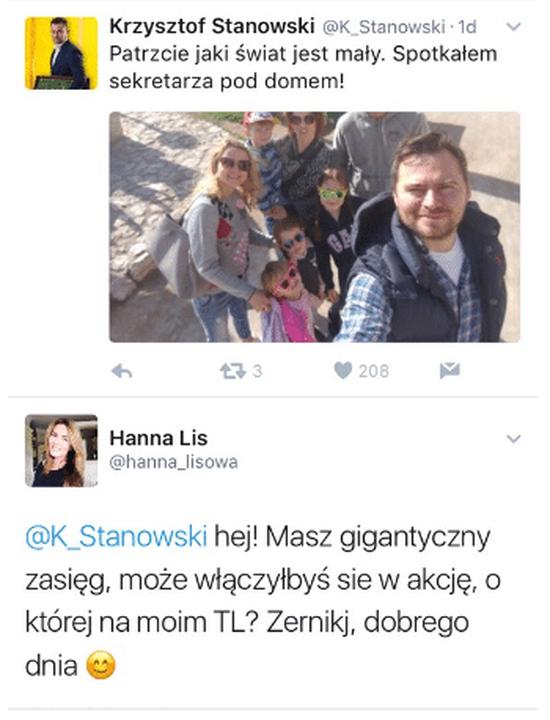 Tomasz Lis zaliczył OGROMNĄ wpadkę! Zaatakował Hannę?!