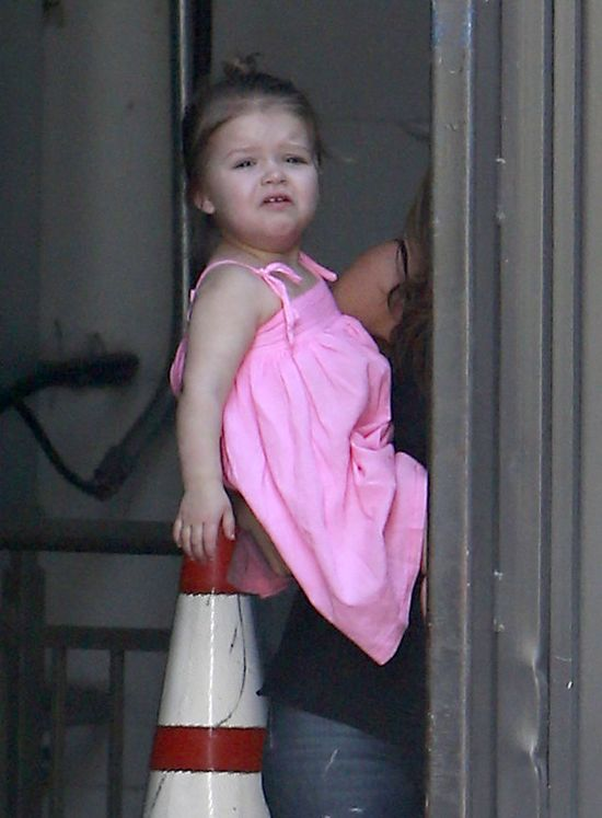 Victoria Beckham: Nie mogę zrobić makijażu, gdy w obok...