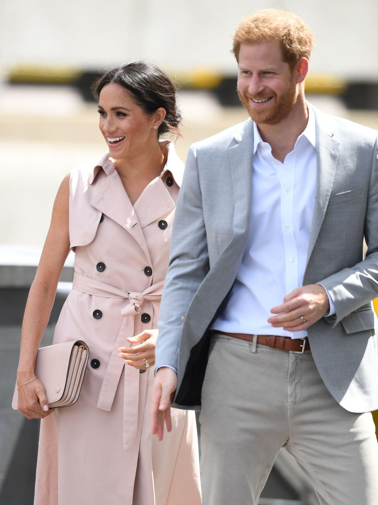 Szokujący fakt związany ze ślubem Meghan i księcia Harry'ego wyszedł na JAW!