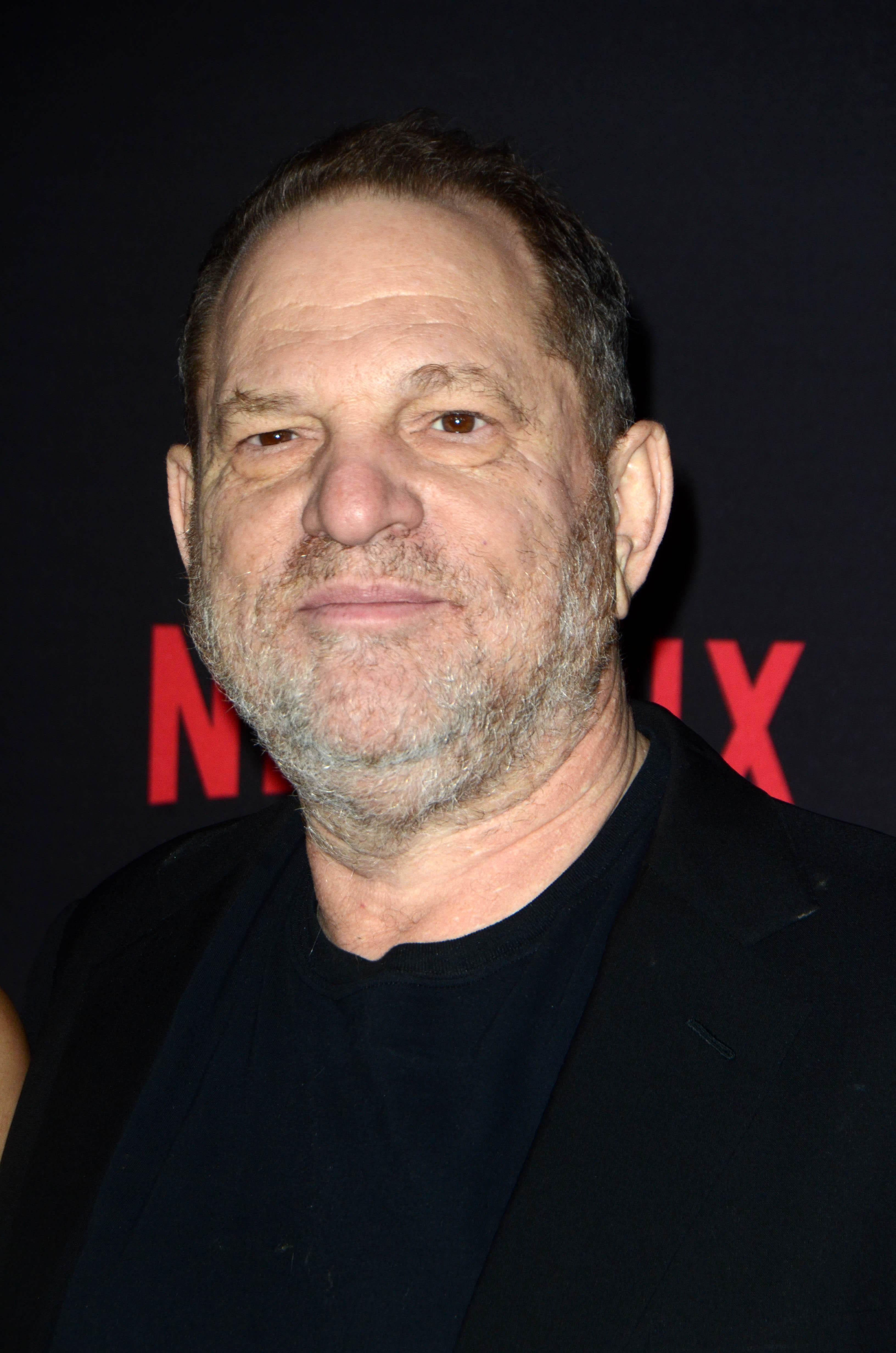 Lindsay Lohan broni oskarżonego o molestowanie Weinsteina?