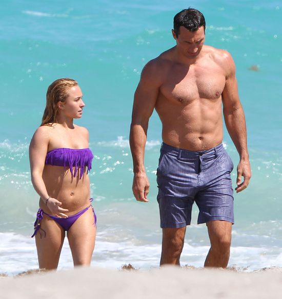 Wladimir Klitschko i Hayden Panettiere planowali dziecko?
