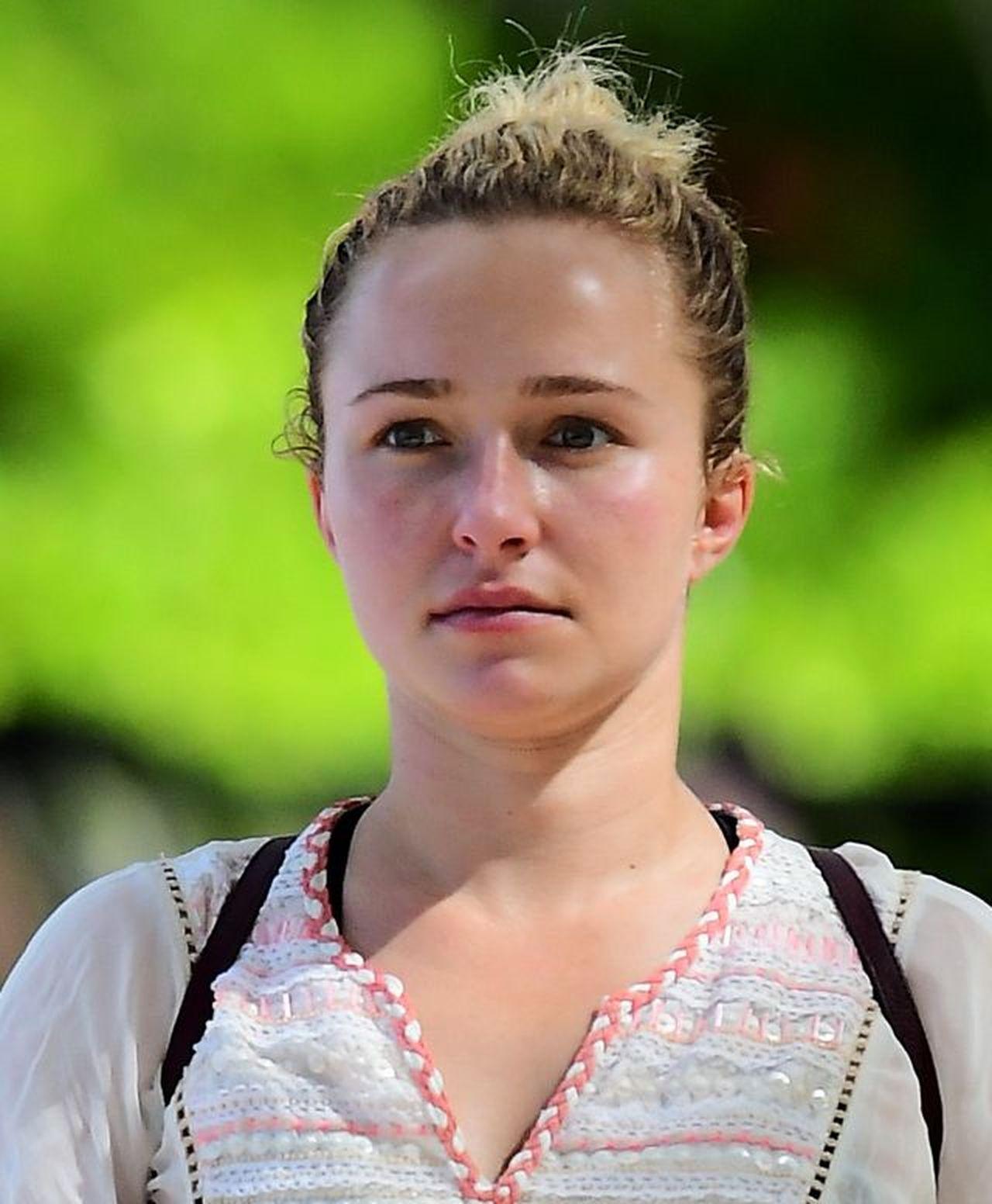 Hayden Panettiere jest rozdarta: jej córeczka mieszka na Ukrainie z ojcem