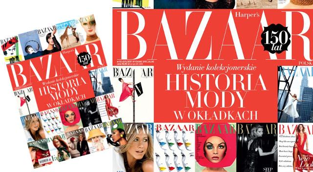 Historia mody w okładkach – to musi mieć każda fashionistka!
