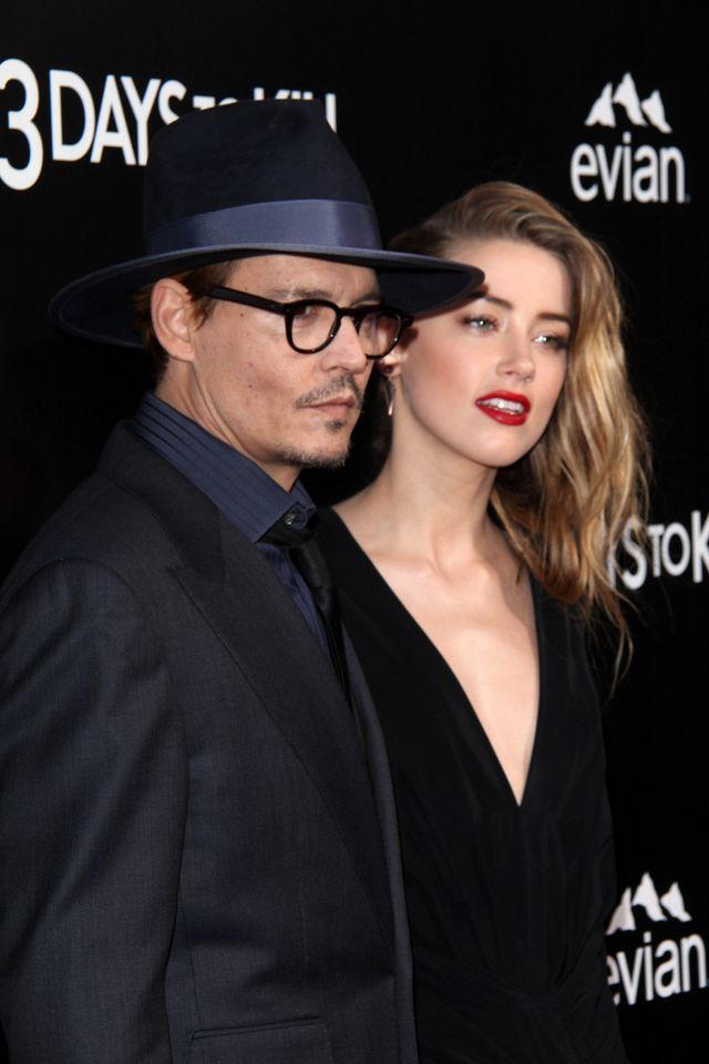 Amber Heard zerwie zaręczyny przez wybryk pijanego Deppa?