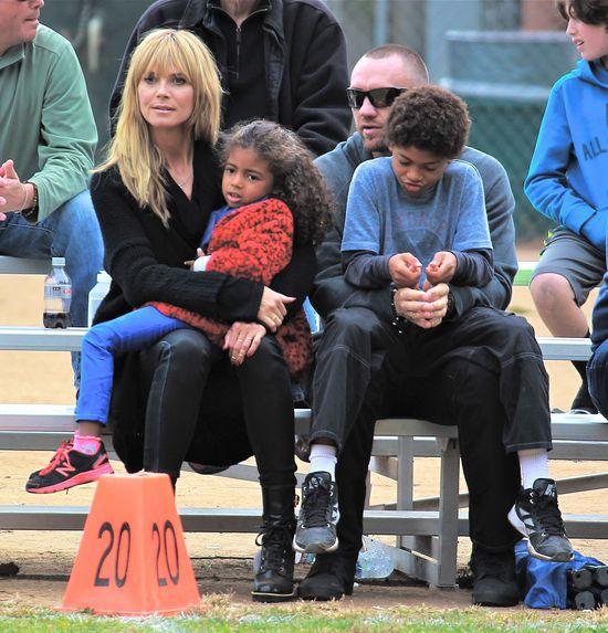 Heidi Klum jest w ciąży po raz piąty?