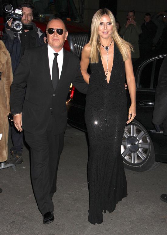 Gwiazdy na amfAR New York Gala (FOTO)