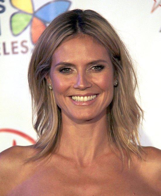 Ile botoksu w twarzy Heidi Klum? (FOTO)