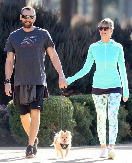 Heidi Klum rozstała się z ochroniarzem