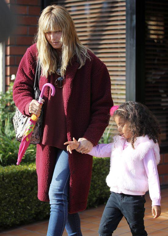 Heidi Klum nie zrobi sobie operacji plastycznej (FOTO)
