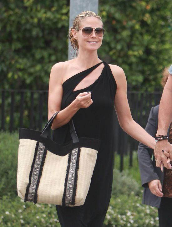 Heidi Klum i Martin Kristen: miłość kwitnie