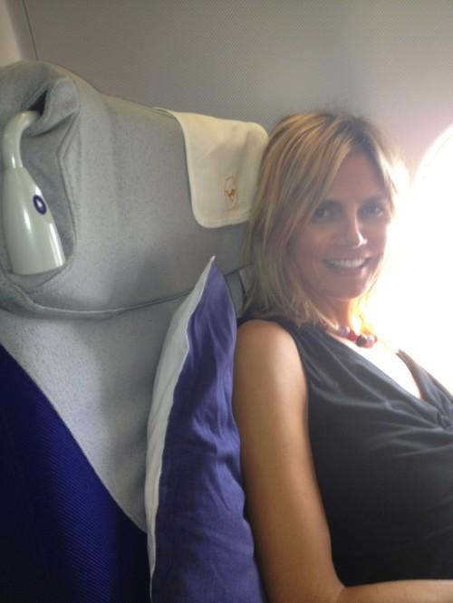 Heidi Klum była na wakacjach (FOTO)