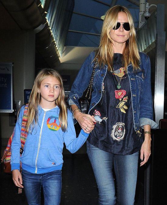 Jej mama to znana top modelka (FOTO)