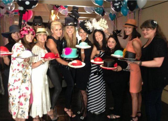 40 urodziny Heidi Klum