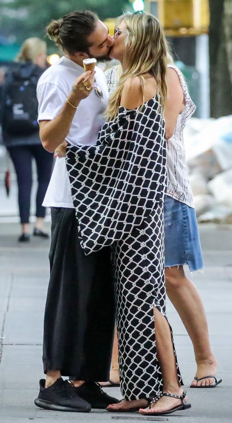 Heidi Klum jest W CIĄŻY z Tomem Kaulitzem?