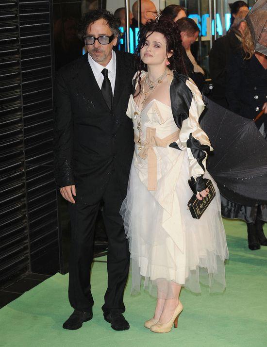 Helena Bonham Carter i Tim Burton rozstali się