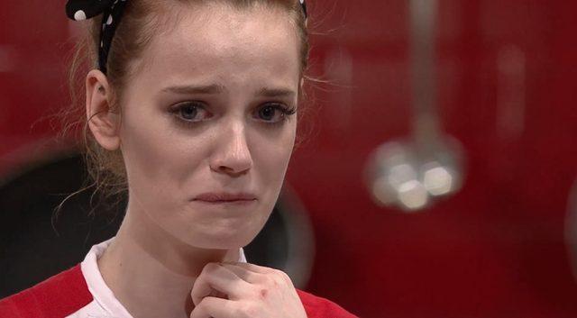 Ania Mała odejdzie z Hell's Kitchen? [VIDEO]