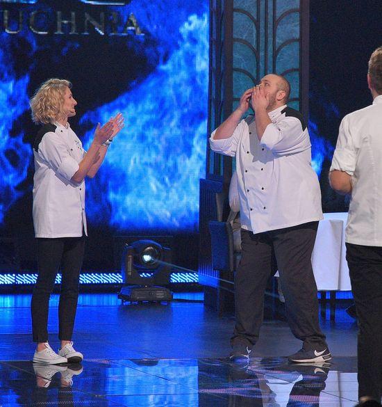 W finale Hell's Kitchen było gorąco od emocji (FOTO)