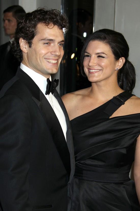 Hendry Cavill i jego nowa dziewczyna, Gina Carano (FOTO)