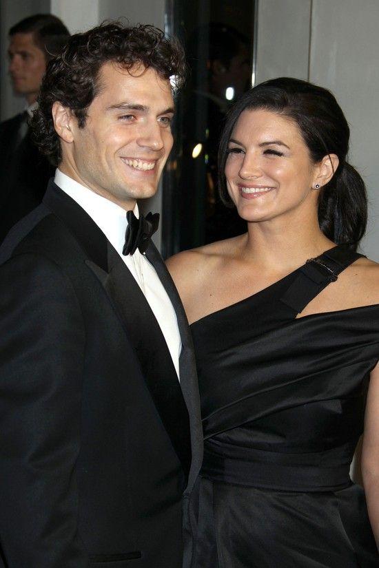 Hanry Cavill i Gina Carano wrócili do siebie!