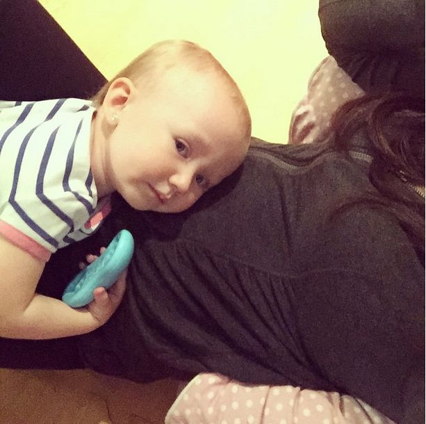 Pochwaliła się na Instagramie drugą ciążą (FOTO)