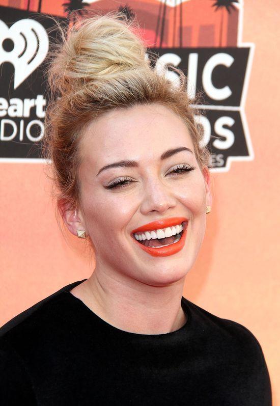 Hilary Duff piękna nawet bez makijażu? (FOTO)