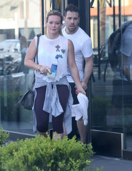 Hilary Duff ma romans ze swoim trenerem?